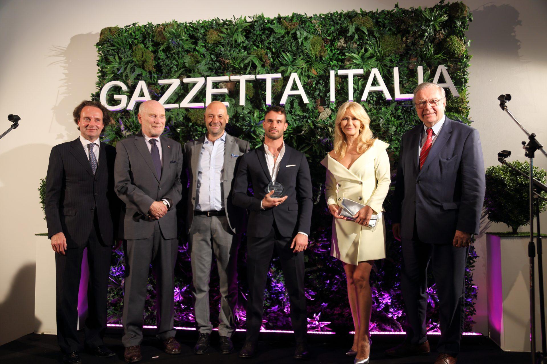 Gazzetta Italia 2018