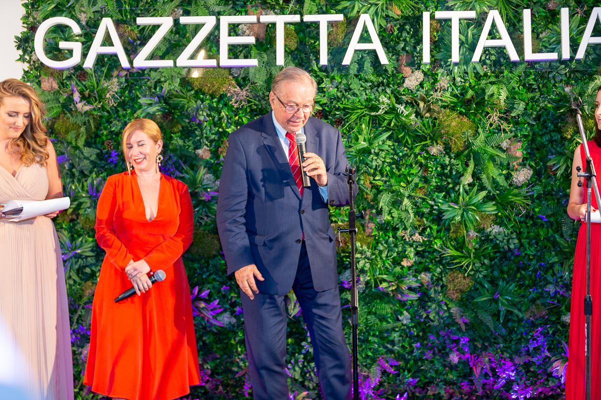 Premio Gazzetta Italia 2018