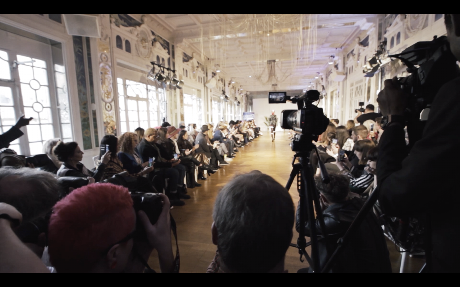 ParIsFashion – 5th March 2019 – Le Salon Des Miroirs, Paris
