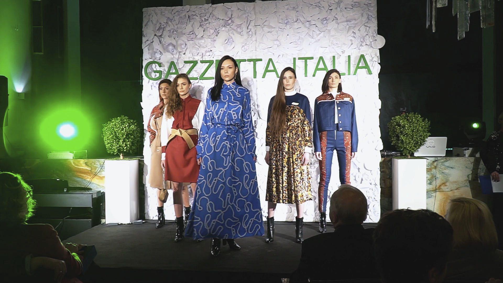 Italia Fashion – Premio Gazzetta Italia – Warsaw 2019